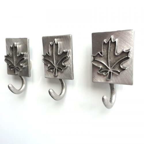 Maple leaf magnetic hook