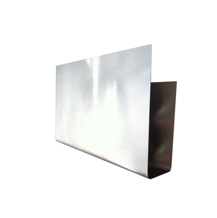 BRUSHED METAL MAGNETIC FILE HOLDER BOARD ACCESSORY Michelle Beaudoin - Porte magazine