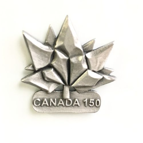 Canada 150 Special Pewter Magnet