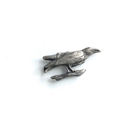 Corbeau / Crow - aimant / magnet
