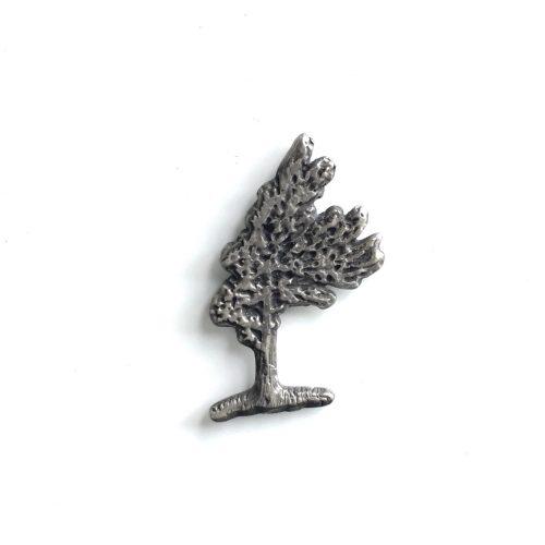 Arbre dans le vent / Windswept tree - Aimant / Magnet