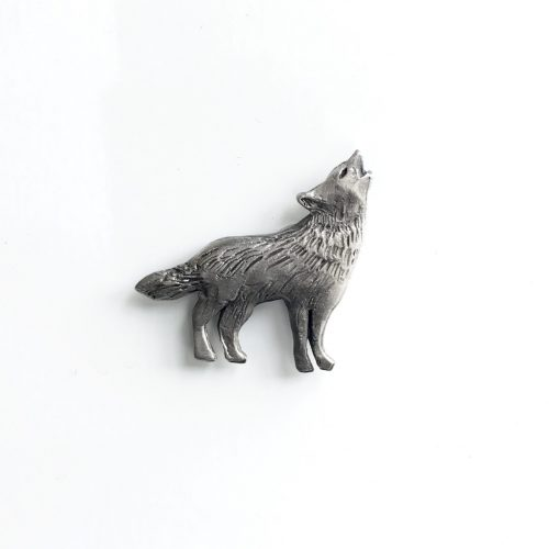 Wolf / Loup -  magnet / aimant